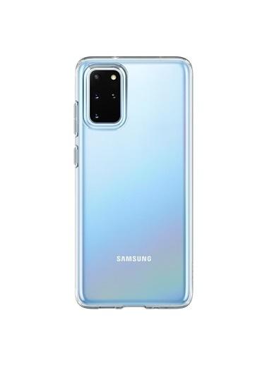Spigen Galaxy S20 Plus Kılıf, Liquid Crystal 4 Tarafı Tam Koruma Renkli